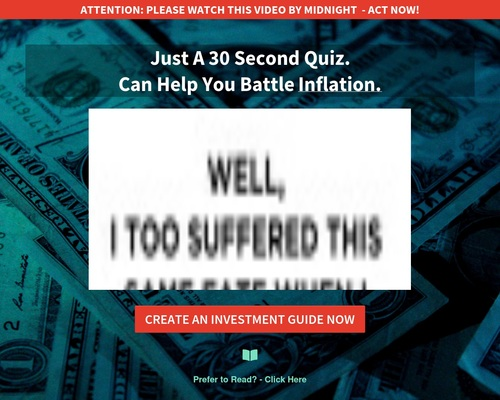 N E W Inflation Offer! Capitalize On A Growing Niche!