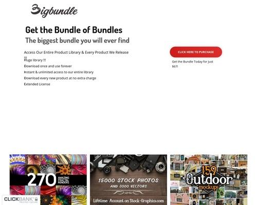 Bigbundle – The Bundle Of Bundles