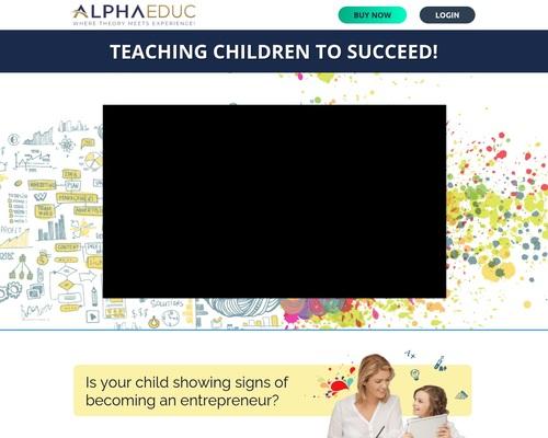 The Alpha Program – Teaching Children To Succeed!